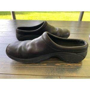 Merrell Encore Gust Slip On Size 11 Men Leather